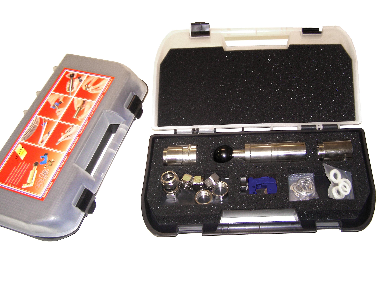 Schlagwerkzeug Montagekoffer ohne Inhalt