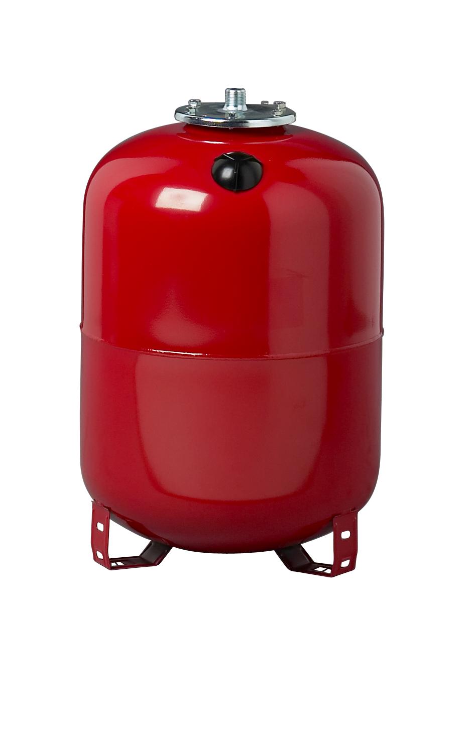 Ausdehnungsgefäß für Heizung 150 Liter mit Füßen