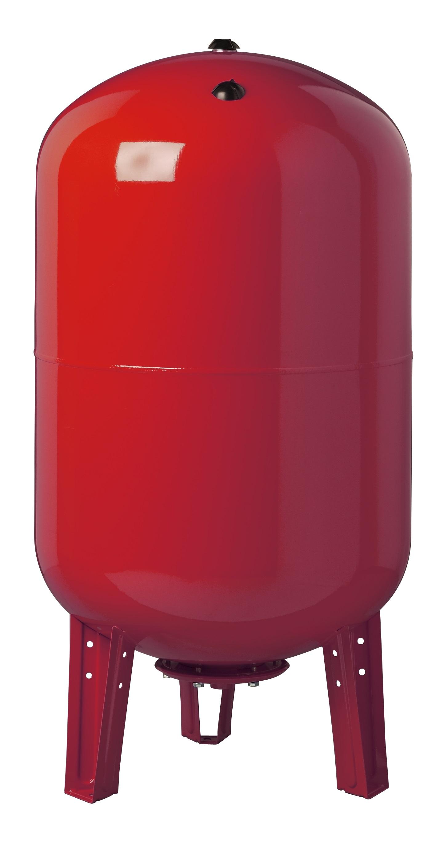 Ausdehnungsgefäß für Heizung 200 Liter mit Füßen