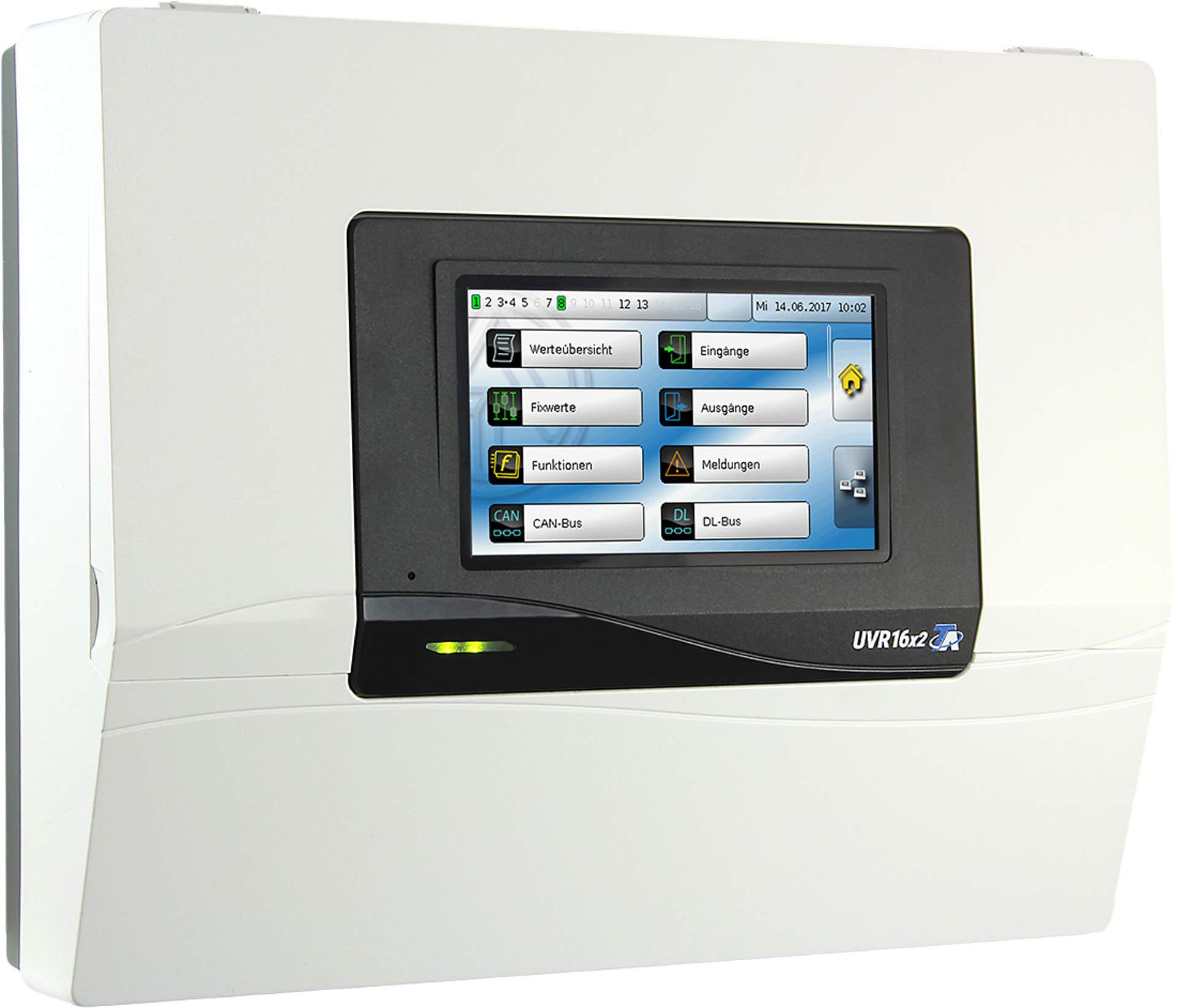 Technische Alternative frei programmierbarer Universalregler UVR 16x2K