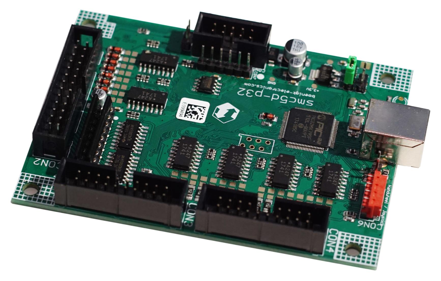 CNC Controller SMC5d-P32 Lite für Boenigk CNC-Graf