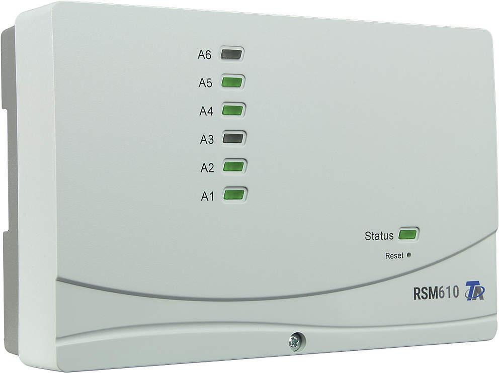 Technische Alternative frei programmierbares Regel- und Schaltmodul RSM 610