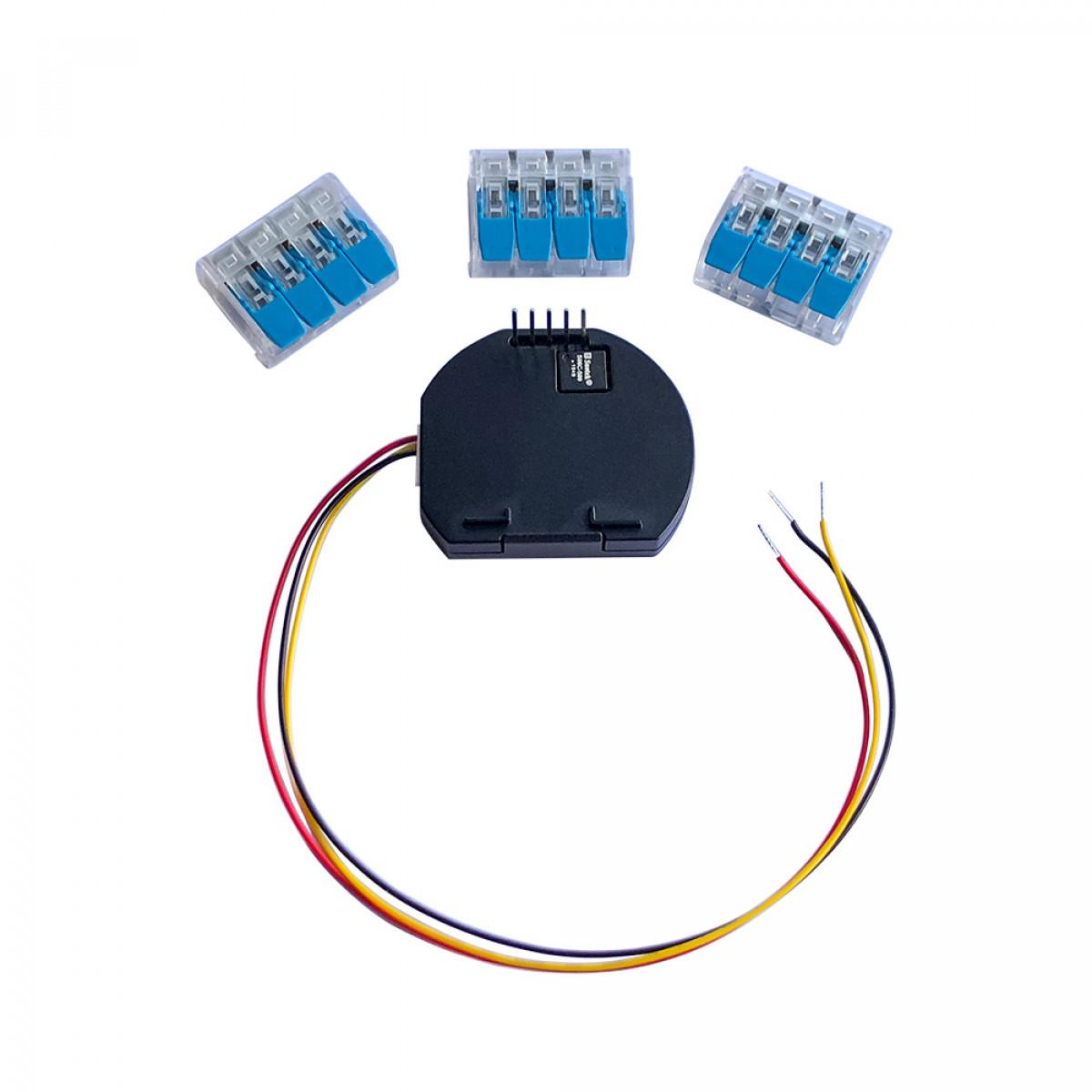 Shelly Temperatur Sensor - Addon für SHELLY 1 / SHELLY 1PM für bis zu 3 Sensoren