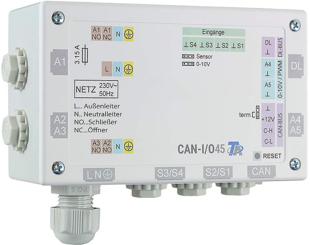 Technische Alternative CAN-Erweiterungsmodul 45, CAN-I/O 45