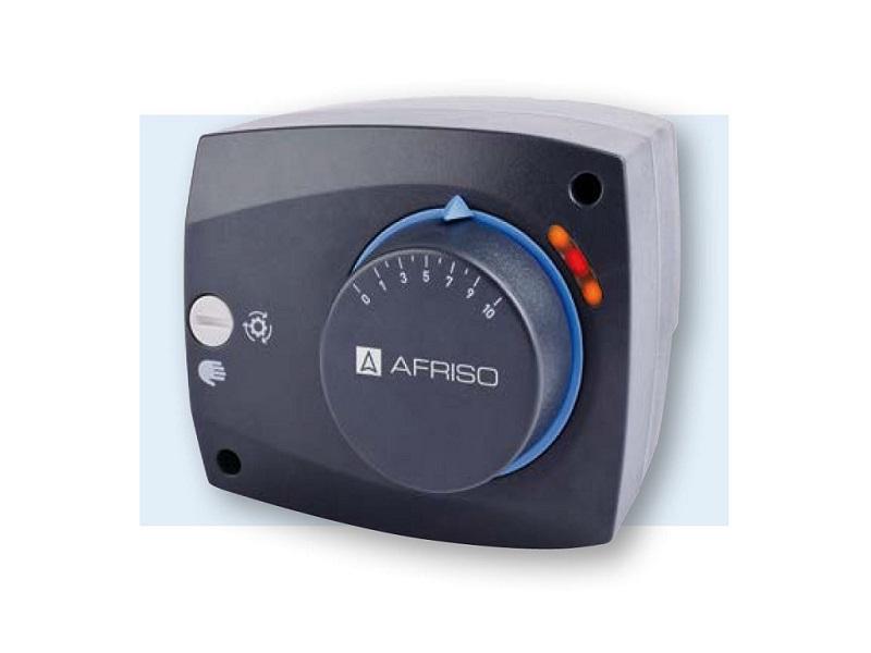 Afriso Stellmotor ARM 323, 3-Punkt, digital, 230 V AC, Drehwinkel: 0/90°, Laufzeit 60 s